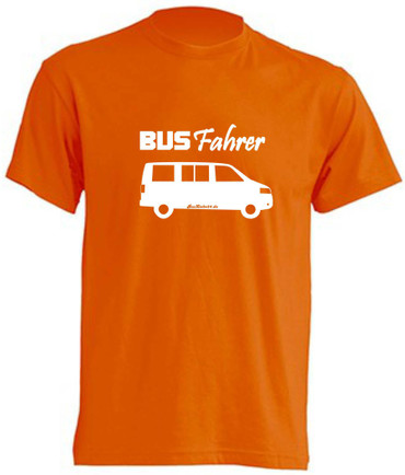 Busfahrer T5-Bus T-Shirt Busliebe24 – Bild 9