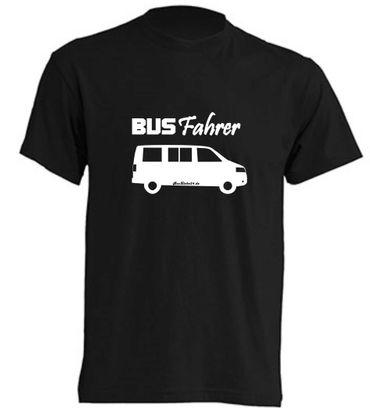 Busfahrer T5-Bus T-Shirt Busliebe24 – Bild 12
