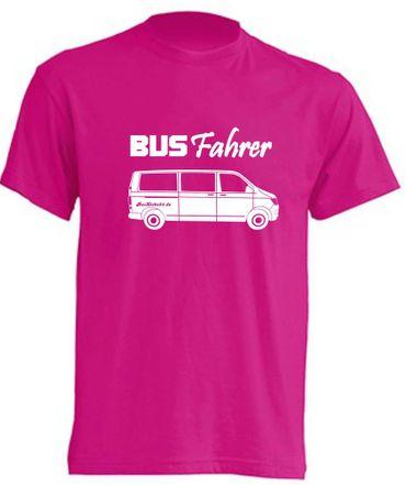 Busfahrer T6-Bus T-Shirt Busliebe24 – Bild 10