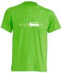 Herzschlag T1-Bus T-Shirt Busliebe24 001