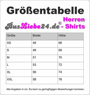 Herzschlag T5-Bus T-Shirt Busliebe24 – Bild 13