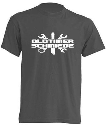 Oldtimerschmiede-Bus T-Shirt Busliebe24 – Bild 5