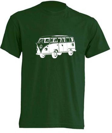 cooles T1-Bus T-Shirt  - Busliebe24 – Bild 5