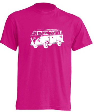cooles T1-Bus T-Shirt  - Busliebe24