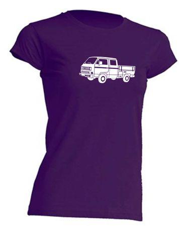 T3 Doka-Bus Lady-T-Shirt Busliebe24