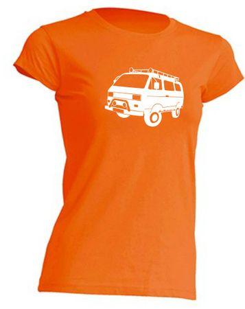 T3 Syncro-Bus Lady-T-Shirt Busliebe24 – Bild 8