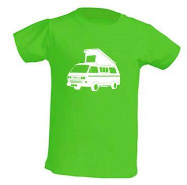 T3 Faltdach-Bus Baby & Kids T-Shirt Busliebe24 – Bild 6