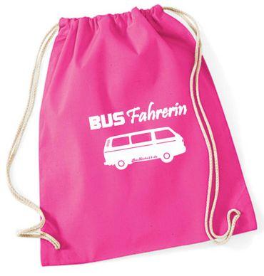 """Turnbeutel / Rucksack """"Busfahrerin T3 """" – Bild 9"""