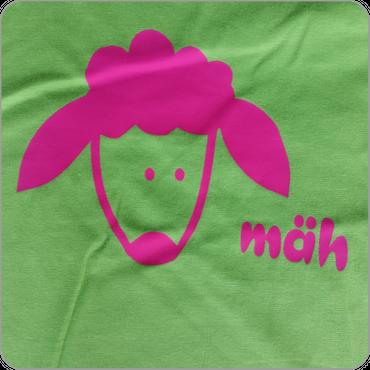 Kinder Tshirt mähmuh – Bild 10