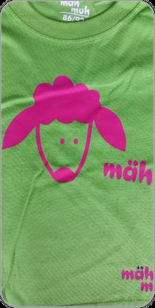 Kinder Tshirt mähmuh – Bild 9
