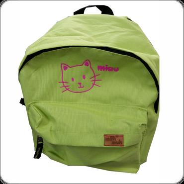 bunter Kinder-Rucksack – Bild 3