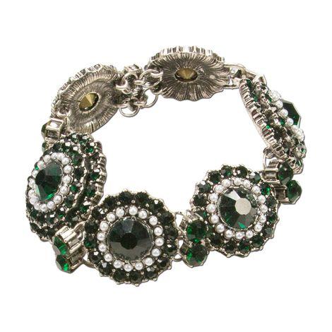 Armkette Grazia (grün) Bild 1