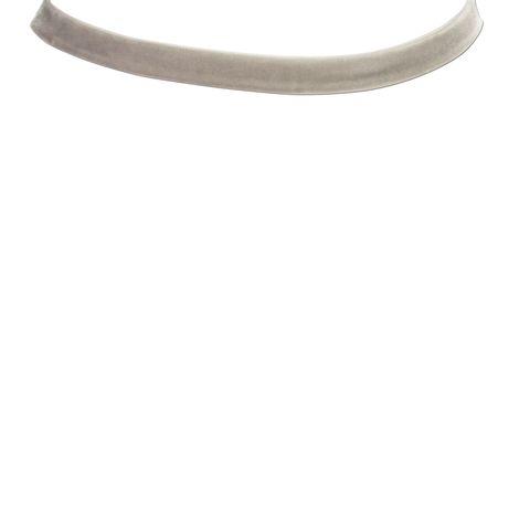 Samt-Kropfband elastisch (grau) Bild 2