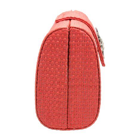 Trachtentasche Strass-Edelweiß (rot) Bild 2