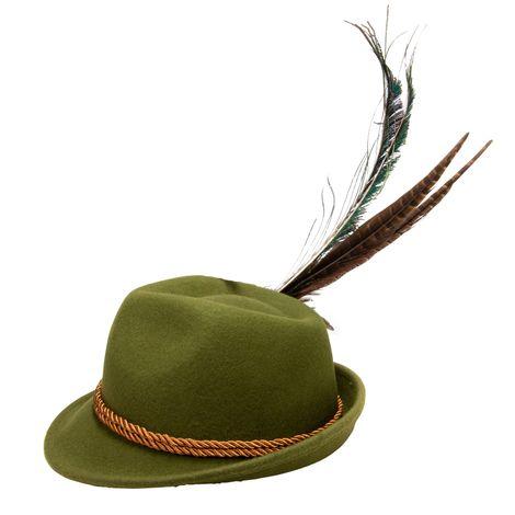 Filzhut Hilde (grün) Bild 4