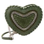 Herztasche Emma (grün)