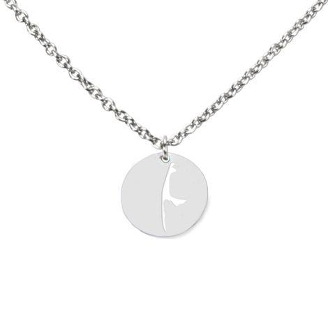 Halskette Sylt (silber-farben) Bild 1