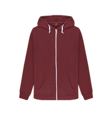 Chiemsee Motiv Red Wine Zip Hoody Women 001