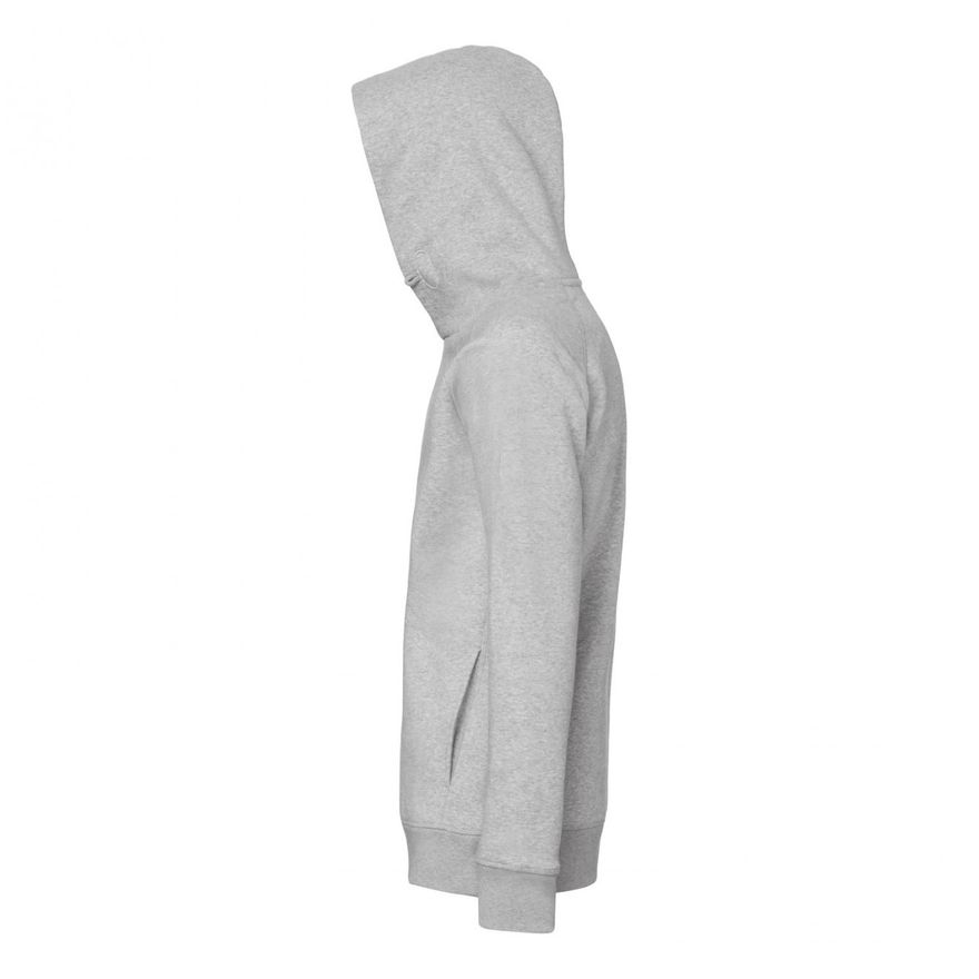 Chiemseemotiv Hoodie Man grey Golden Lake – Bild 2