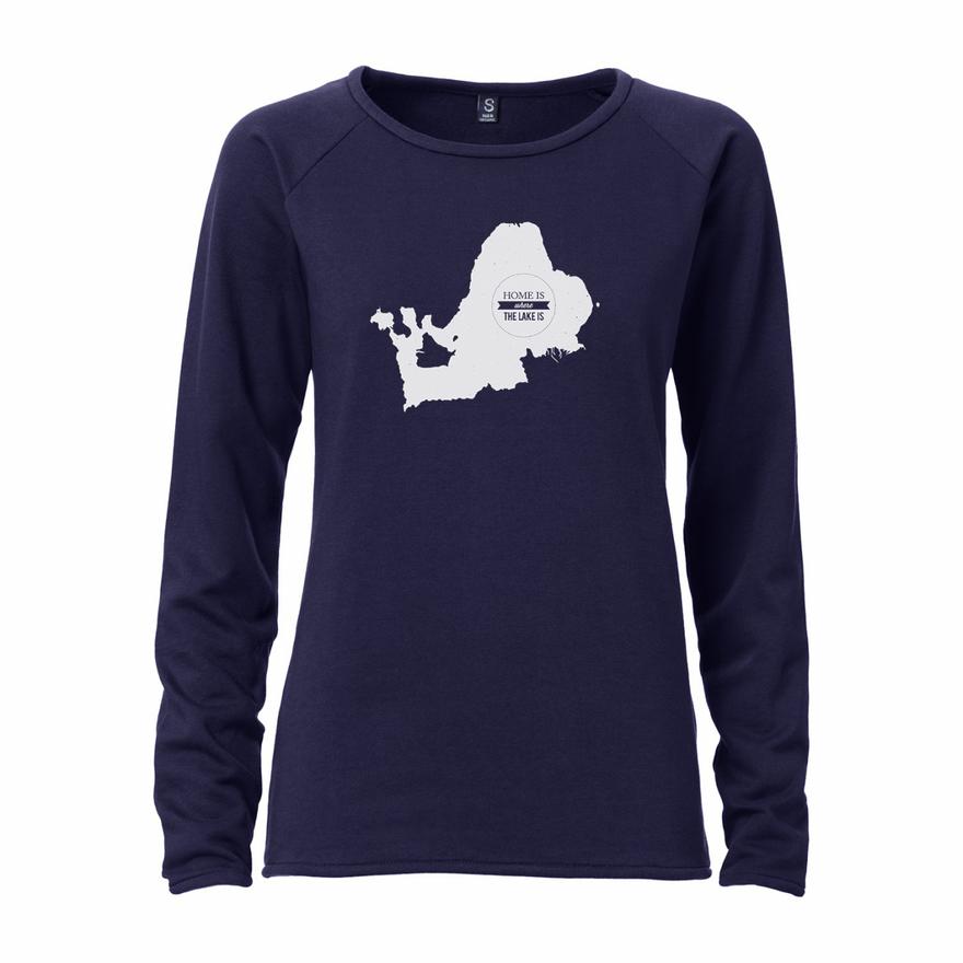 Chiemseemotiv Sweater Woman Midnight