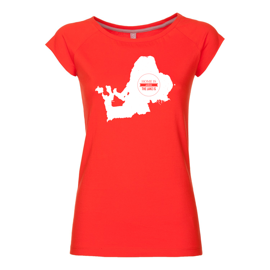 Chiemseemotiv Cap Sleeve Poppy GOTS & Fairtrade