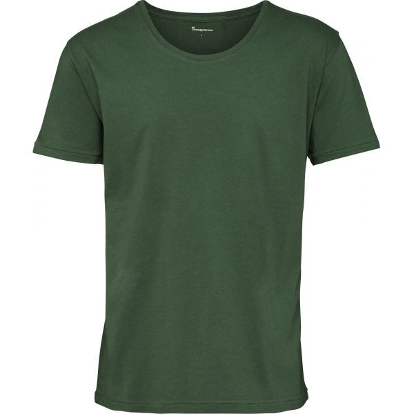 Basic Loose Fit O-Neck greener pastures – Bild 1