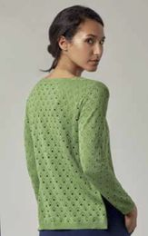Helia Jumper avocado