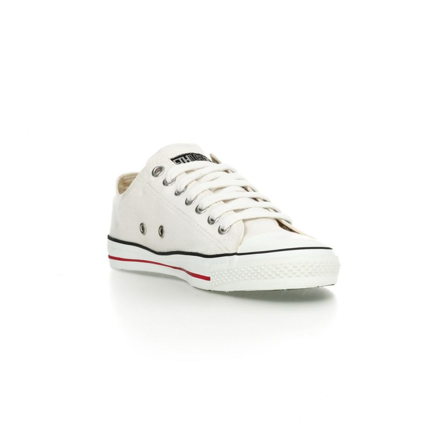 Fair Trainer Lo Cut Classic White – Bild 5