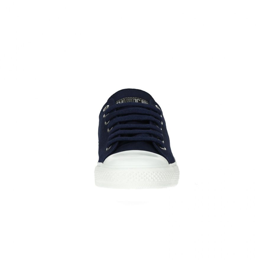 Trainer White Cap Lo Cut Ocean blue  – Bild 6