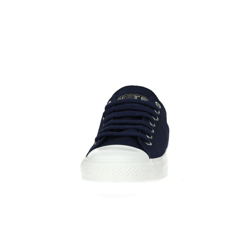 Trainer White Cap Lo Cut Ocean blue  – Bild 7
