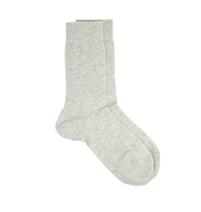 CASHMERE ORGANIC COTTON SOCKS