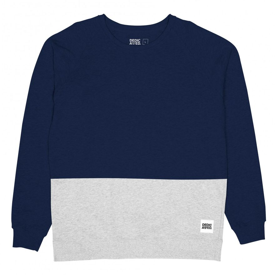 50/50 Sweatshirt Navy