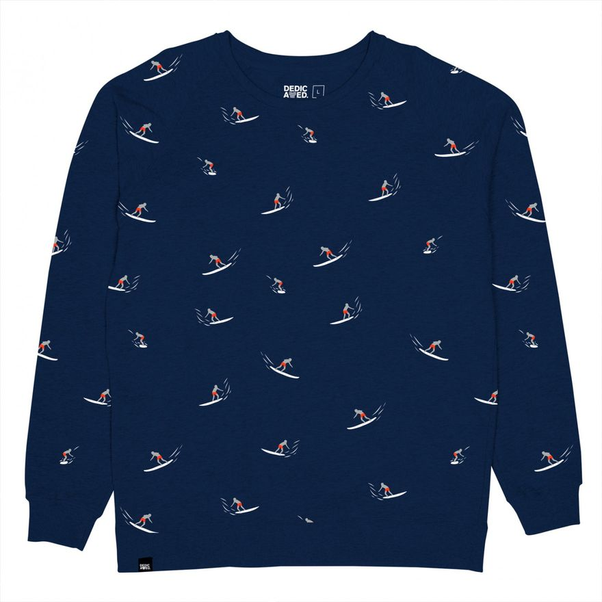 AO Malmoe Surfers Sweater