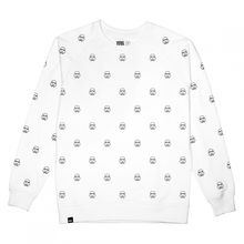 Star Wars Trooper Stitch Sweater white 001