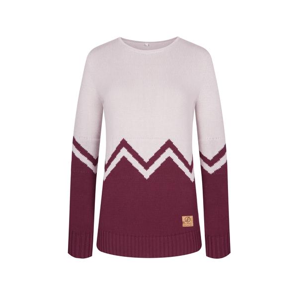 Seesaw Pullover Damen Aubergine – Bild 1