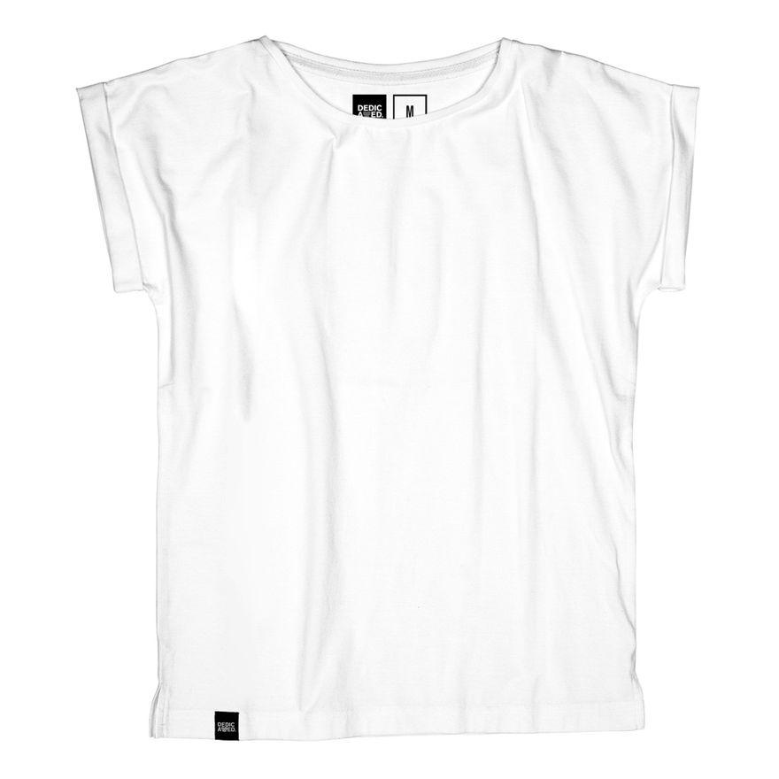 T-shirt Visby/ White – Bild 1