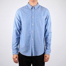 Shirt Varberg Chambray / Blue 001