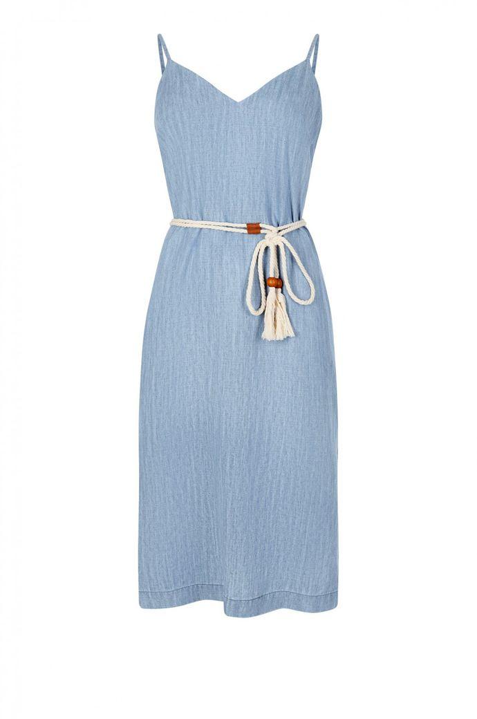 SARA Midi Denim Dress – Bild 1