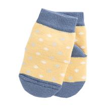 Yellow Dots Kinder Socken Biobaumwolle 001