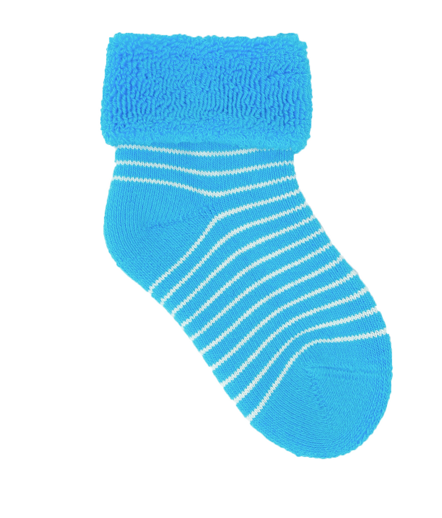Stripe Terry Baby Socks – Bild 4