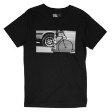 T-shirt Stockholm ATR Collage Black 001