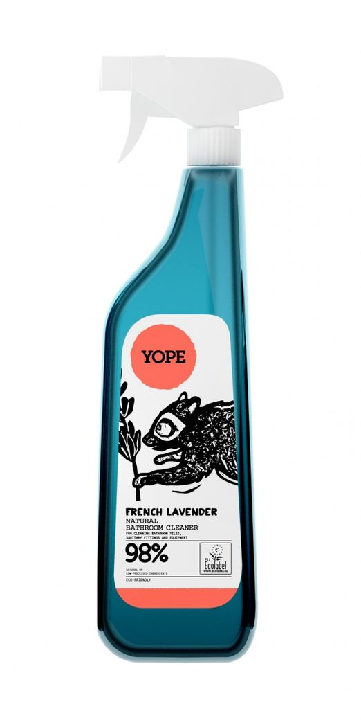 YOPE Badreiniger French Lavender 750ml