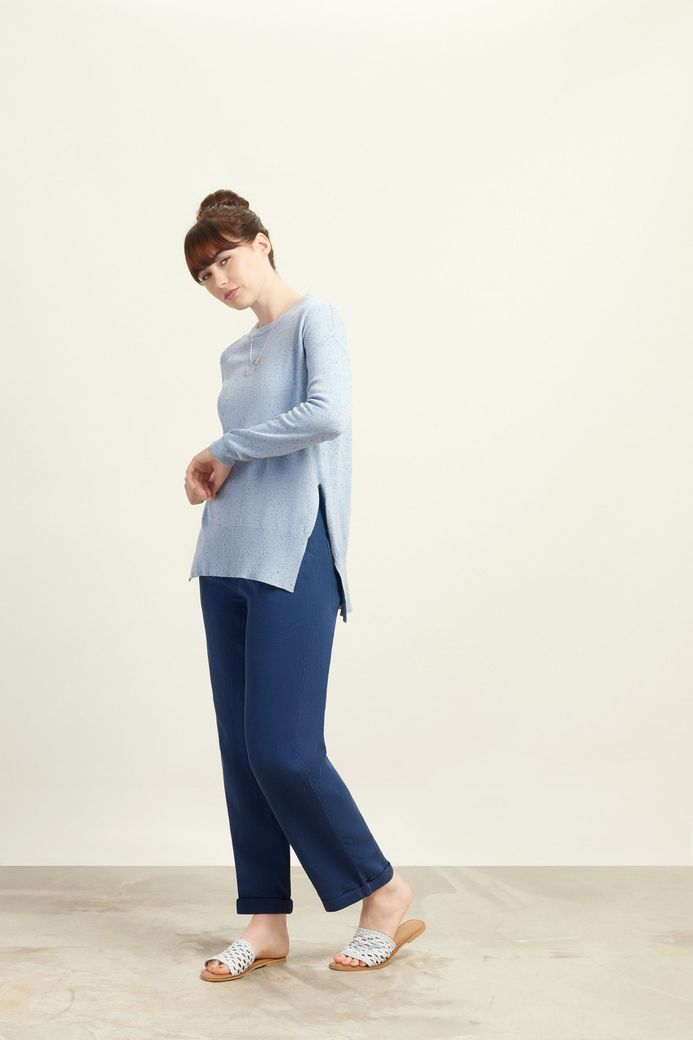 Juna Trousers grey – Bild 3