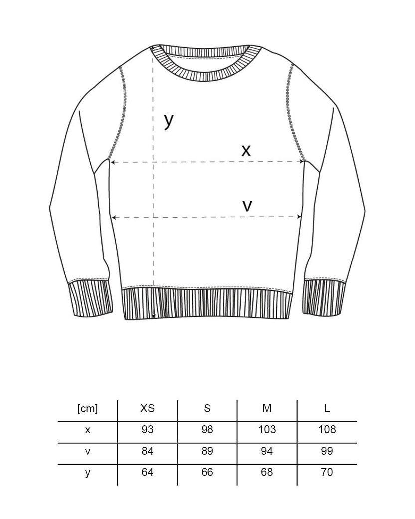 Sweater Classic white  – Bild 5