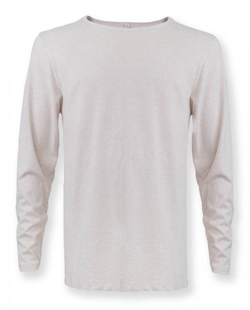 Wingdude Sweater ecru meliert