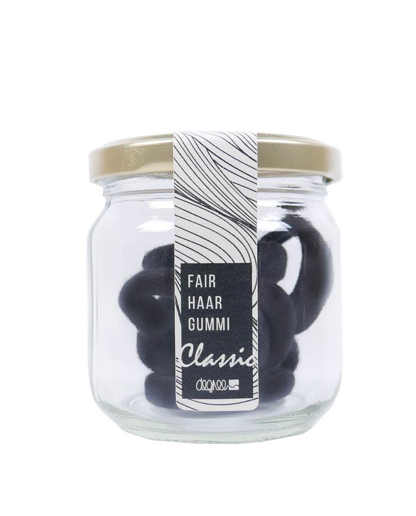 Fair Hair Classic 7er schwarz
