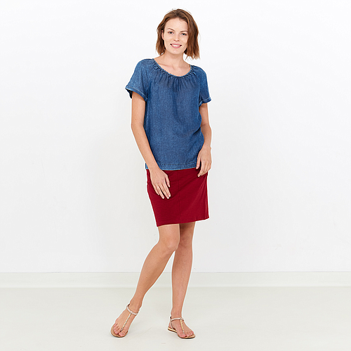 Datura Tencel Top  – Bild 3