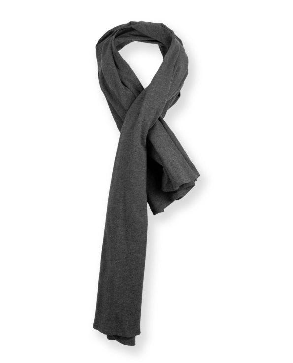 Scarfer Schal dunkel grau  – Bild 1