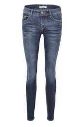 Jeans Lynn Denim Blue vegan