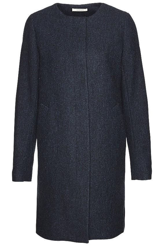 Metro coat shetland style